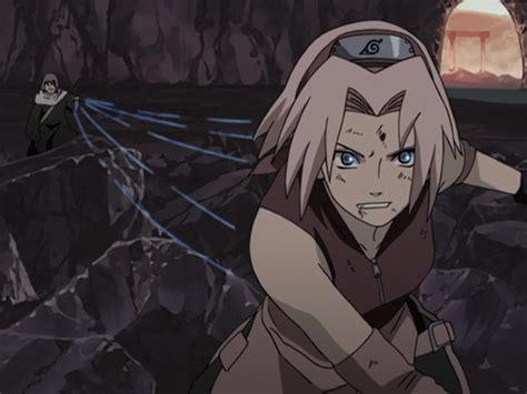 Naruto Shippuden Sakura Vs Sasori