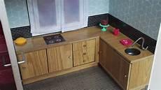 pour maison fabriquer une cuisine pour maison de poup 233 e