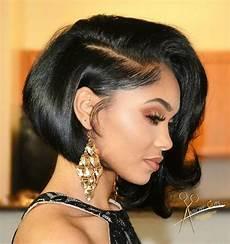 asymmetrical hairstyles for black women 60 showiest bob haircuts for black women