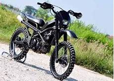Satria Modif Trail by Modifikasi Satria F 150 Trail Concept Denpasar Bike
