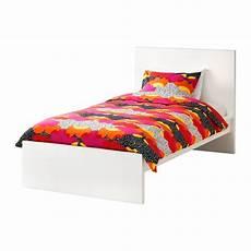 malm letto singolo malm bed frame high 120x200 cm lur 246 y white ikea