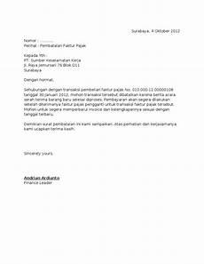 contoh surat pembatalan nomor faktur pajak contoh surat