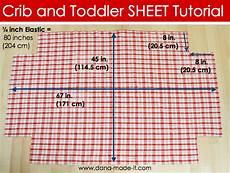 crib toddler bed sheet tutorial with guest from quot made quot very shannon