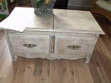 Peinture Cérusé Blanc Table Basse C 233 Rus 233 Blanc Camie Le Chou