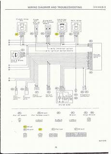 Subaru B4 Wiring Diagram by 1996 Subaru Legacy Bg5 Ecu Wiring Diagram Clintoncrisp S