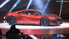 acura nsx supercar makes triumphant return