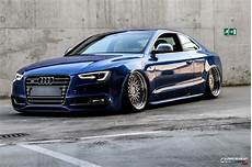 audi s5 0 100 stanced audi s5 coupe 2016 front