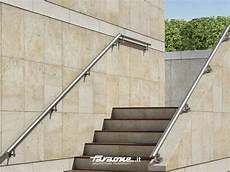 corrimano scale normativa corrimano in alluminio alu pass faraone