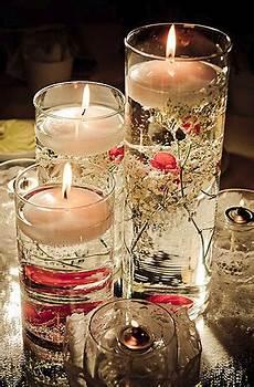 vase bougie flottante grande bougie flottante 8cm ivoire bougies d 233 coratives