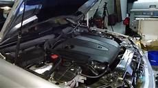 Remplacement Du Liquide De Refroidissement Mercedes C200