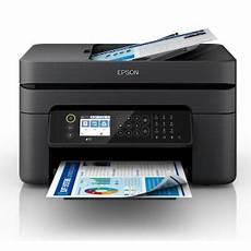 Imprimante Multifonction 4 En 1 Epson Workforce Wf 2850dwf