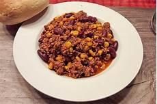 Chili Con Carne Rezept Original - chili con carne das original rezept gutekueche at