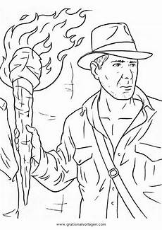 indiana jones 1 gratis malvorlage in comic