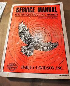 Harley Davidson Factory Service Manual by Factory Service Manual Harley Davidson Forums