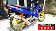 Modifikasi Motor R 2003 by Yamaha F1zr 2003 Knalpot R Modif