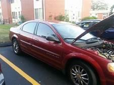 Buy Used 2001 Chrysler Sebring LXi Sedan 4 Door 27L RED