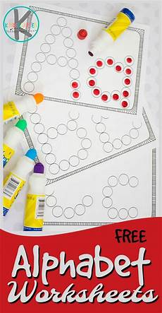 abc worksheets for kindergarten free 24656 free alphabet worksheets these simple abc worksheets are a great printable to help child