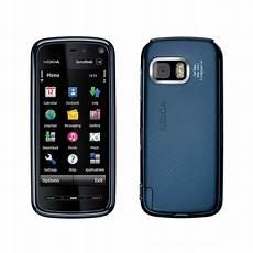 telefon handy nokia 5800 xpress blau 3g wi fi