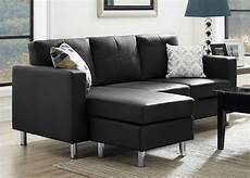 Recliner Sectional Sofas Small Space 6 types of small sectional sofas for small spaces