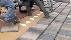 Tile Roof System With Poly Foam