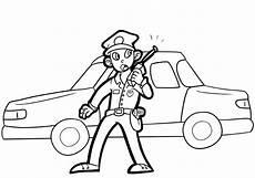 Malvorlagen Polizei Xl Polizei 9 Malvorlagen Xl