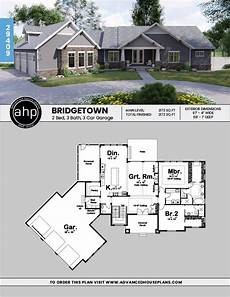 craftsman house plans with porches 1 story craftsman house plan bridgetown in 2020 porch