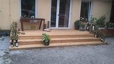 terrasse mit stufen terrasse mit stufen in l 228 rche dirninger gmbh
