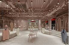 This Retail Space For Designer Department Store Jooos Is