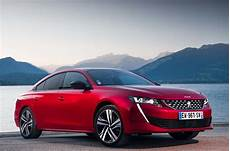 Driving The New Peugeot 508 On S Route Nationale