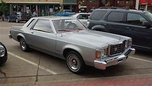 1st Generation Ford Granada Coupe US In Hastings