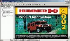 free download parts manuals 1993 hummer h1 auto manual hummer h1 2002