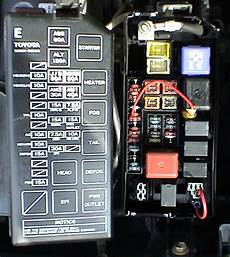 99 tacoma fuse box time power outlet mod 99 4runner yotatech forums