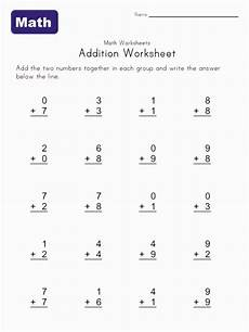 subtraction worksheets easy 10059 simple addition worksheet 2 with images multiplication worksheets addition worksheets math