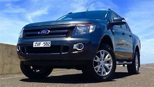 Ford Ranger Used Review  2011 2013 CarsGuide