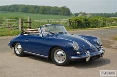 Used Porsche 356 B T6 Cabriolet 1963 Cameron Sports Cars