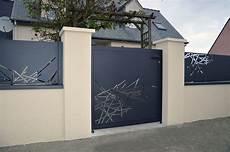 portails aluminium design clotalys fabriquant bretagne
