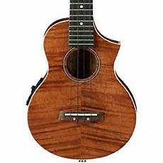 Ibanez Uew15e Mahogany Concert Acoustic Electric
