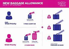 cabin baggage wizzair wizz air introduces new customer focused baggage policy
