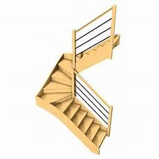 Escalier Quart Tournant Sur Mesure Escalier Quart Tournant Sur Mesure