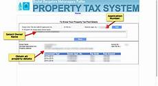paying property tax online in bangalore