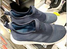 Adidas Ladies? Lite Racer Slip On Shoe
