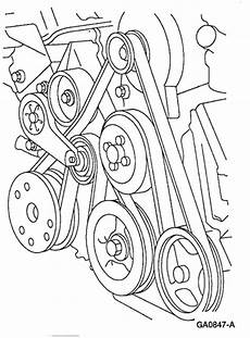 2003 Ford F 150 4 6l Engine Diagram Electrico by Changing Serpentine Belt F150online Forums