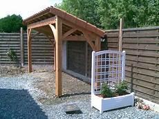 abri pour bois cabanes abri jardin