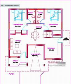 one floor house plans in kerala single floor house plan 1000 sq ft kerala house