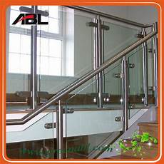 china stainless steel interior stair handrail dd002
