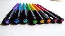 Faber Castell Malvorlagen Review One Minute Review Faber Castell Brush Tip Artist Pen