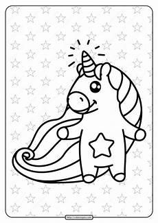 Malvorlagen Unicorn Yellow Pin On Animals