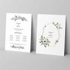 faire part mariage ch 234 tre mariage grand rectangle