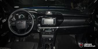 Toyota Hilux Conquest Interior  Cars Review