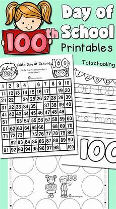 free s day worksheets for kindergarten 20457 100th day of school printables 100th day of school crafts 100 day of school project 100 days